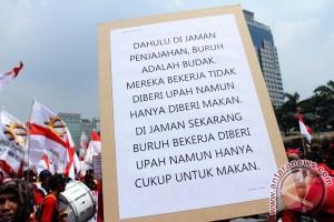 Buruh tolak rencana penurunan PTKP