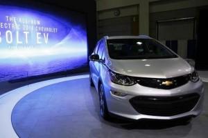 GM bakal kantongi keuntungan dari mobil listrik