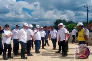 Antisipasi kemacetan arus mudik Lebaran 2017, Kementerian PUPR bangun empat flyover