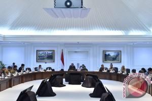 Inilah kesibukan Jokowi-Jusuf Kalla belakangan ini