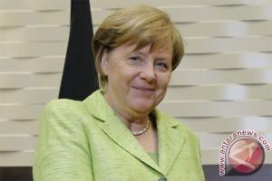 Merkel: Jerman harus bantu Macron sukses