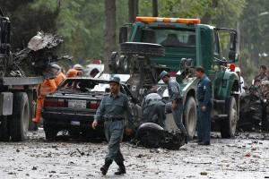 Puluhan tewas akibat bom di Afghanistan pada awal Ramadhan