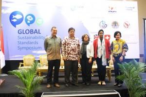 Airlangga: industri nasional mampu terapkan Standar Keberlanjutan Global