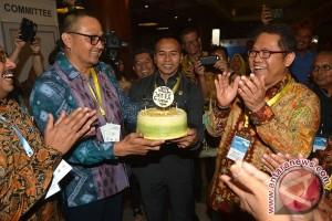 Menkominfo Rudiantara ulang tahun bersamaan Hari Kebebasan Pers