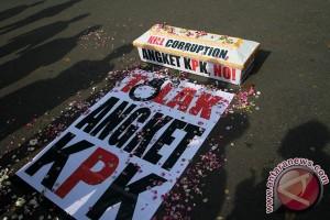 Berita menarik kemarin, Hak Angket KPK hingga soal Cak Budi
