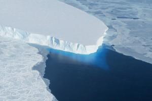 Saat Antartika mulai berubah hijau