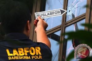 Polisi amankan proyektil penembakan rumah politisi PKS