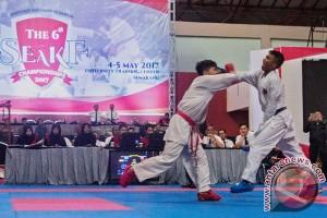 Indonesia juara umum SEAKF 2017