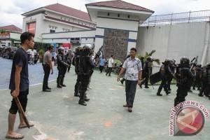 Polisi akan periksa belasan saksi pungli di rutan Pekanbaru