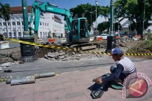Yogyakarta belum perlu menambah marka larangan parkir
