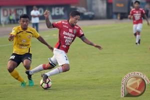 Bali United tundukkan Semen Padang 2-0