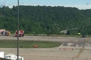 Pesawat AS jatuh di West Virginia, pilot tewas