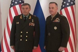 Rusia & AS sepakat terapkan perjanjian udara di Suriah