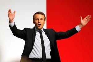 Nafas lega Eropa atas kemenangan Macron di Prancis