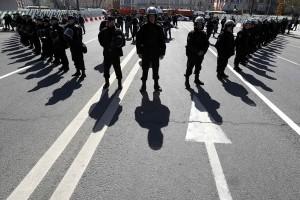 Rusia tahan tujuh orang dalam demonstrasi antipemerintah