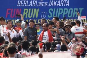 Jalan Syukur Jakarta Bersatu