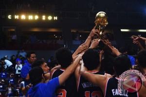 Tumbangkan SM, Pelita Jaya rebut gelar juara IBL 2017