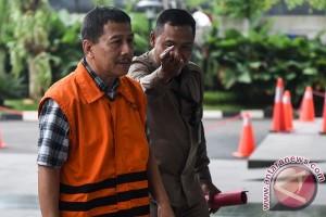 KPK perpanjang masa penahanan mantan Atase Imigrasi