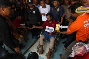 Ayah korban geram lihat dalang pembunuhan sekeluarga di Medan