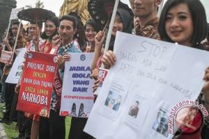 Aksi Stop Narkoba Artis