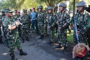 Latihan Prajurit Korps Marinir