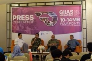Hari ini, rangkaian GIIAS 2017 dimulai di Makassar