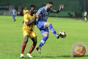 Sriwijaya FC Kalahkan Persiba