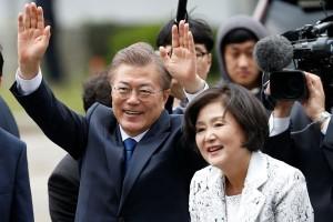 Presiden baru Korea Selatan tarik buku teks sejarah negara