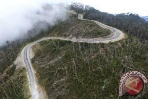 Ruas Wamena-Mumugu Tersambung