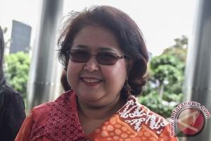 Elza datangi KPK terkait ancaman Akbar Faisal