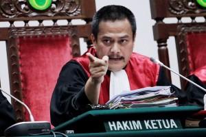 Dwiarso Budi, hakim kasus Ahok yang suka naik bus Transjakarta