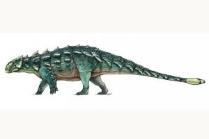 """Dinosaurus baru dinamai seperti monster di """"Ghostbusters"""""""