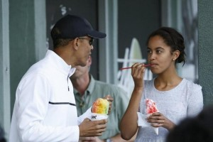 Barack Obama tiba di Bali