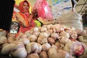 Harga bawang putih di Nunukan terus naik