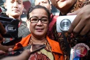 Jaksa KPK tak pertimbangkan pencabutan BAP Miryam