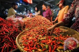 Satgas Pangan pantau pasar di Surabaya