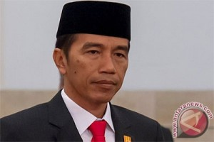 Jokowi hadiri diskusi pemimpin BRF hari ketiga