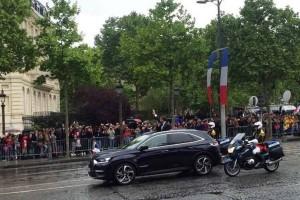 Laporan dari Paris - Harapan pada presiden baru Prancis Emmanuel Macron