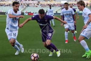 Fiorentina tundukkan Lazio 3-2