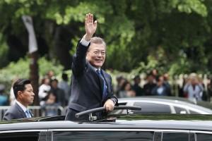 Presiden Korea Selatan adopsi anjing dari tempat penampungan