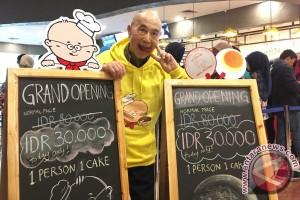 Berkenalan dengan Uncle Tetsu, pembuat cheesecake lembut asal Fukuoka