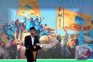 Presiden Jokowi minta anak muda bermimpi jadi pengusaha