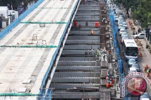 MRT lakukan rekayasa lalin di Jalan Thamrin