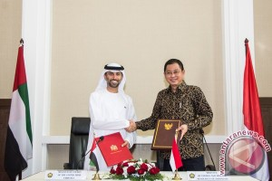 Bilateral Indonesia-UEA