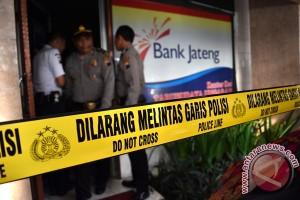 Perampokan Bank Jateng Ungaran