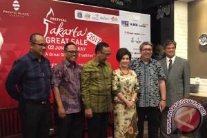 Ini yang baru di Festival Jakarta Great Sale 2017