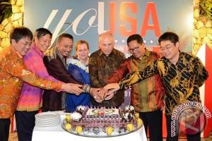Rayakan Hari Kemerdekaan AS Di Lombok