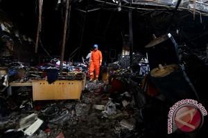Kebakaran Ramayana Pasar Minggu