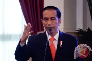 Jokowi: empat pemikiran perangi radikalisme dan terorisme