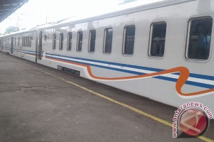 KAI Daop II telah berangkatkan 630.472 penumpang
